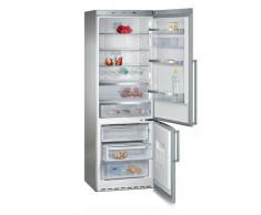 Siemens KG49NAI22 congeladora - Frigorífico (Independiente, Acero inoxidable, Derecho, 389L, 440L, SN, T)