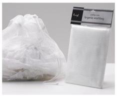 H & L Russel - Bolsa para ropa delicada para lavadora (91 x 61 cm)