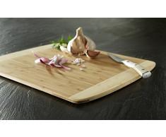 Totalmente Molokini fina tabla de cortar de bambú