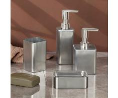 InterDesign - Gia - Vaso de cerámica  para el tocador del cuarto de baño - 50248da6261b