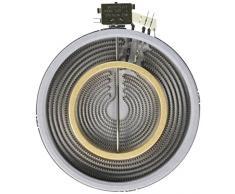 Bosch Neff Siemens encimera placa calefactora halógena elemento. Número de pieza genuina 436657