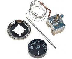 Universal - Termostato freidora 0-200º 16A