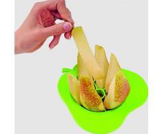 Fackelmann 42018 - Cortador de porciones para peras