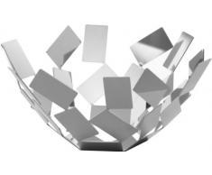 Alessi La Stanza Dello Scirocco - Frutero con acabado brillante (acero inoxidable 18/10)