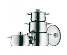 WMF 0730049990 Diadem Plus - Batería de cocina (4 piezas)