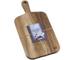 Jamie Oliver – Tabla de Cortar, Acacia, marrón, pequeña, 42 x 21 x 2 cm