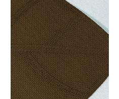 Couleur Montagne - 3009227, Mantel Individual , 30 X 45 Cm , Feuille , Fibra Papel , Marron