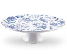 Portmeirion Botanic - Soporte para Tarta, Color Azul