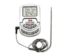 Lacor 62498 - Termómetro digital horno con sonda