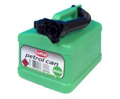 Garrafa de 5 l de Gasolina sin Plomo Verde