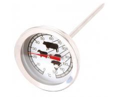Termómetro de carne - acero inoxidable - termómetro - termómetro de cocina - para asados - carne termómetro - termómetro de cocina - Termómetro para horno