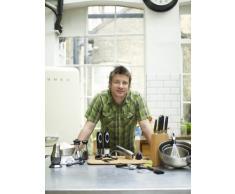 Jamie Oliver JB3700 - Juego de cucharas de medir, color negro