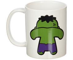 Marvel – Hulk Taza de cerámica, Multicolor