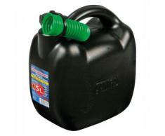 Garrafa 5 litros para Combustible con Tapa Y Tubo Flexible Homologacion EU
