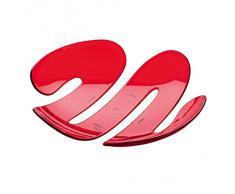 Koziol Eve - Frutero de diseño, color rojo