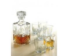 Bormioli Rocco Selecta Glass Whisky Set - Decantador para vino