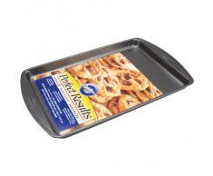 Wilton - Bandeja de horno para galletas (43,8 x 29,2 cm)