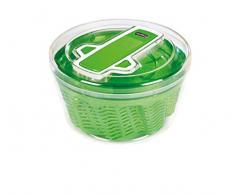 Zyliss - Swift seco centrifugador de ensalada, verde, grande, plástico, Verde, large