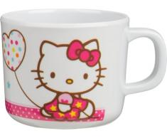 Unitedlabels 0119225 - - Taza de melamina (225 ml), diseño de Hello Kitty