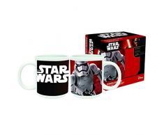 Taza Star Wars Episodio VII Stormtrooper Porcelana