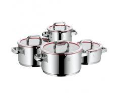 WMF Function 4 - Batería de cocina, 4 piezas