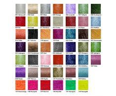 Deko Sizoweb 64 014-R - Camino de mesa, (rollo de 25 m, 20 cm), color turquesa