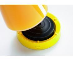 Emsa 508955 Flow - Garrafa refrigeradora (1 litro), color morado