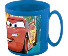 CARS - Taza plastico microondas 36cl cars neon racers cup (12/24)