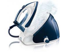 Philips GC9222/02 Perfect Care Expert - Centro de planchado, 5,5 bares, autonomía ilimitada, vapor continuo 120g/min, supervapor de 300g, con tecnología OptimalTemp sin ajustes de temperatura