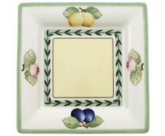 Villeroy & Boch French Garden Macon 1023052120 Plato Pequeño / Plato de Taza de Café, Porcelana, Verde