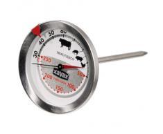Xavax 00111018 - Termómetro para asados y horno analógico