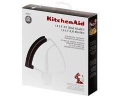 KitchenAid K5FE5T - Batidor plano flexible para robot de cocina Artisan