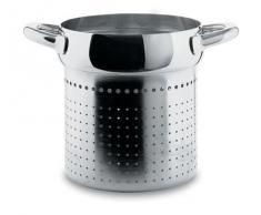 Alessi SG306 Mami - Colador para Pasta (Acero Inoxidable)