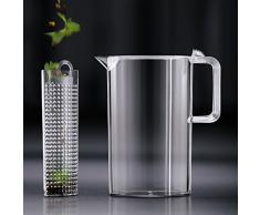 Bodum Ceylon - Jarra de agua, 1,5 l, filtro para té frío de plástico, color transparente