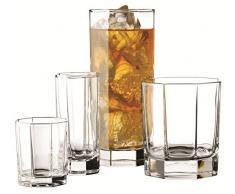 Luminarc Octime - Vasos de whisky (30 cl, 3 unidades)