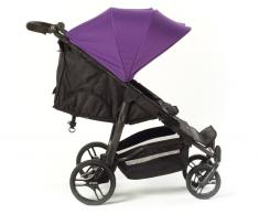 Baby Monsters Silla De Paseo Gemelar Easy Twin Morado Baby Monsters 0m+