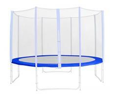 Envoltura de los bordes para trampolín de jardín 1,85m - 4,60m PVC - RA-543 - Size 1,85 m 3L