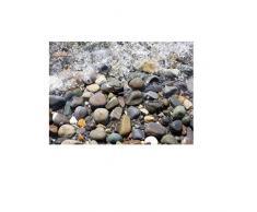 Babysbreath17 Río Piedra Etiqueta de la Pared 3D del adoquín a Prueba de Agua de baño Cocina Suelo Decoración Tatuaje Etiquetas caseras del Papel Pintado #1