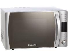 Candy CMC 30 DCS - Horno microondas combinado con grill, 30 l, color plateado
