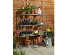 Efecto invernadero con estantería estante – Ideal para propagación de semillas, cultivo de plantas y pantalla.