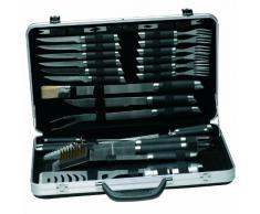 BergHOFF 1108315 Geminis - Maletín con utensilios para barbacoa (33 piezas)