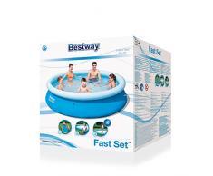 Bestway 57266 - Piscina Desmontable Autoportante Fast Set 305x76 cm