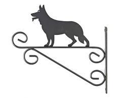Maiol 5717 - soporte pared para macetero suspendido - perro
