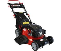 Cortacesped gasolina traccion 200cc 6.5hp y 55 cm corte