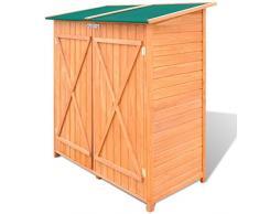 Cobertizo de almacenamiento compra barato cobertizos de for Cobertizo jardin barato