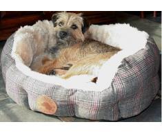 Cama para Perro Tweed de Lujo - X Large