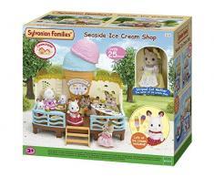 Sylvanian Families - Tienda helados en la playa (Epoch para Imaginar 5228)