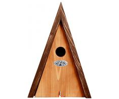 Esschert Wigwam NK46 - Casa para pájaros (19 x 27 x 18 cm)