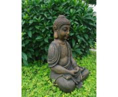 BUDA ESTATUA MUY GRANDE PARA INTERIORES Y EXTERIORES BUDA ESKULTURA - Tinas Collection