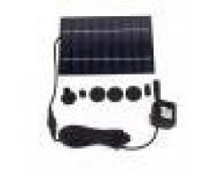 Kits De Riego Solar Fuente De Potencia Piscina Del Jardín GY-d-0018